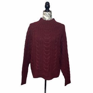 NWT A New Day Cable Knit Style Sweater